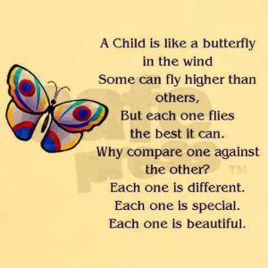 Diffferent Butterflies!