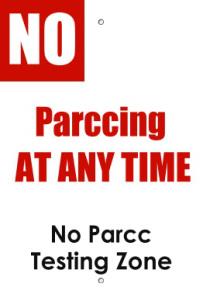 No-parcc-testing-zone